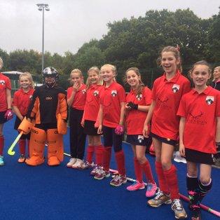 Match Report - Girls U10s, Essex League Fixture on Oct 1st