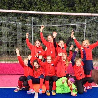 Hertford Girls U10s - Champions of both Hertfordshire & Essex