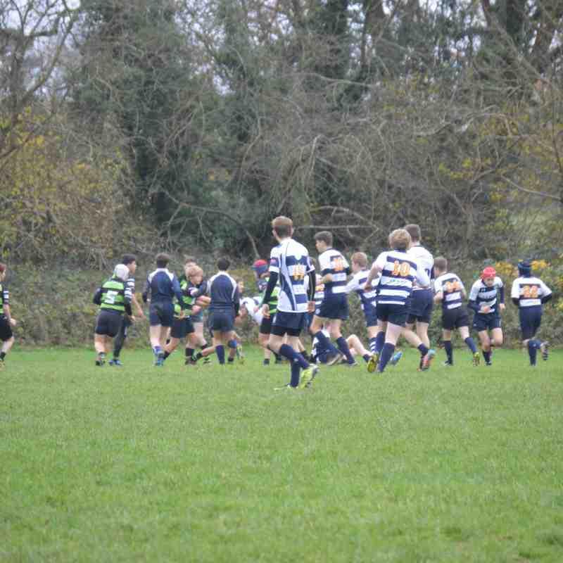 East Grintead U14 v Guernsey U14 - 06/12/2015