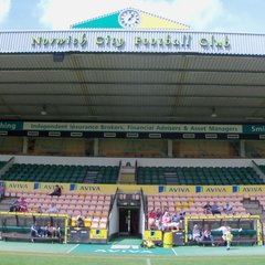 Carrow Road May 21st 2011