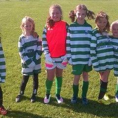 U10's Girls - Green Team