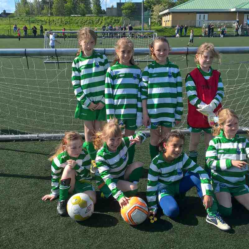U10 Girls  - MGL Blitz 14th May 2017