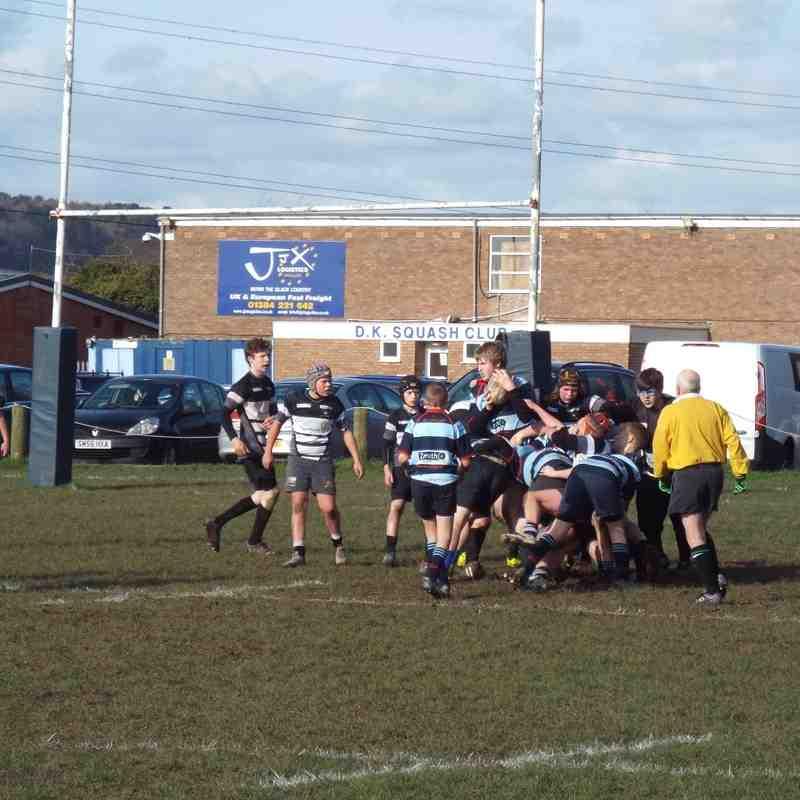 U14's Bridgnorth (H) 14-02-2016
