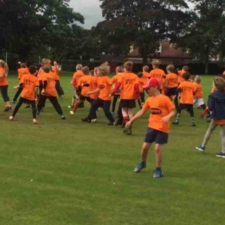 Haddington RFC Summer Camp