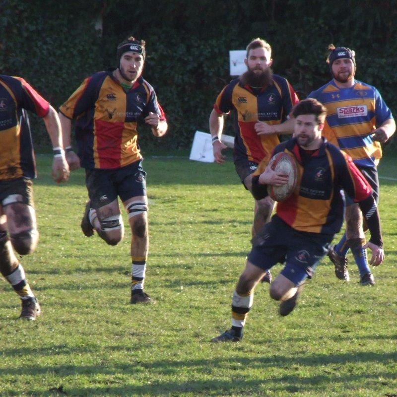 Ellingham & Ringwood 39 - Romsey 7