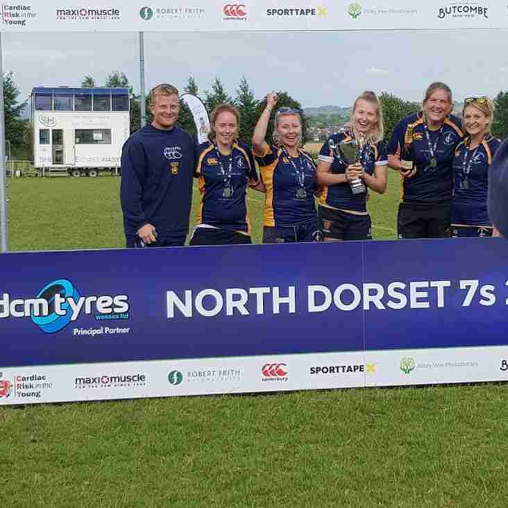 Our women win the Nort Dorset 7's