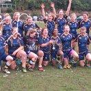 Oakmeadians women 10 - Ellingham & Ringwood 20