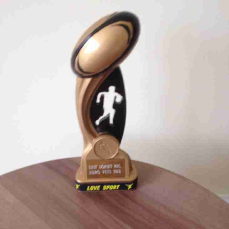 Our veterans win the East Dorset tournament