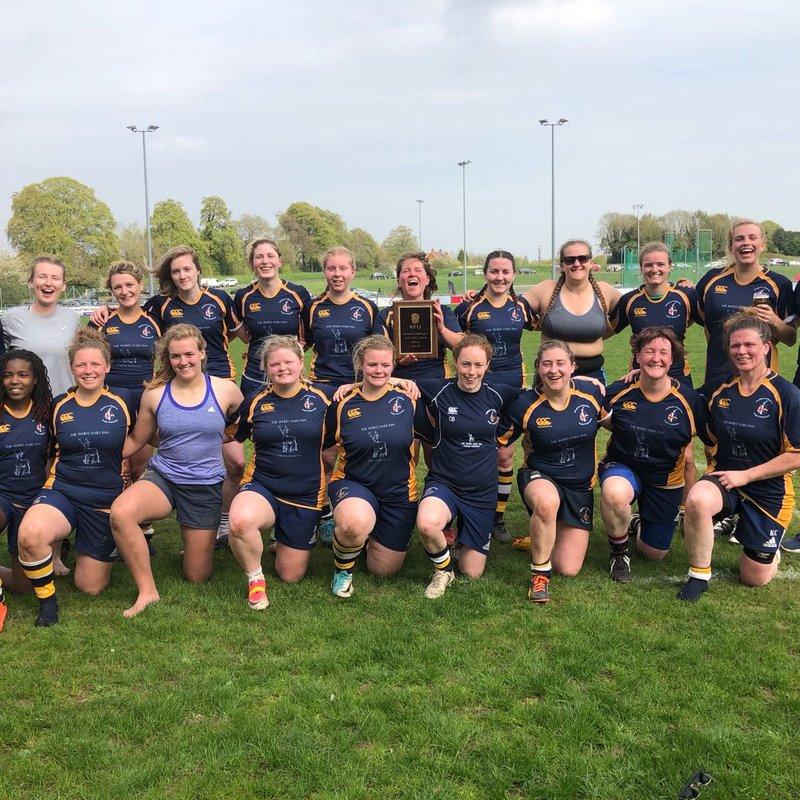 Teddington women 10 - Ellingham and Ringwood 0