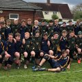 Our under 15's enjoy great games against both Fordingbridge and the touring side Frampton
