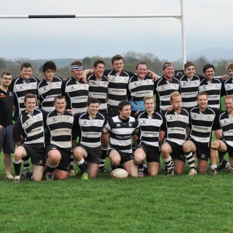 1st XV beat Old Dunstonians 14 - 29