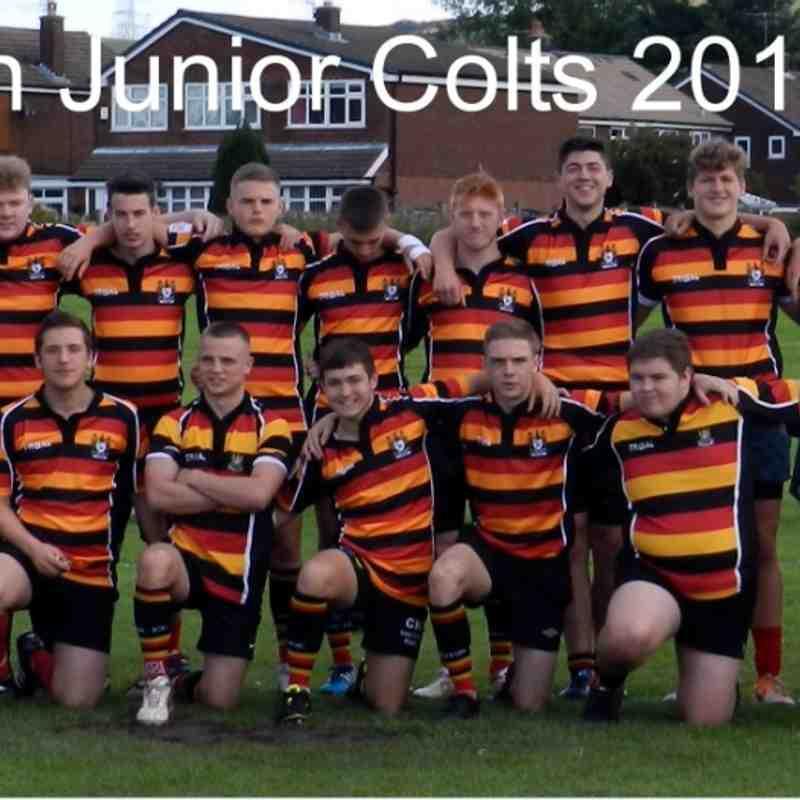 Ashton Junior Colts v Keswick