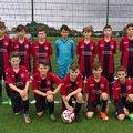 U14s Win against Hyde United