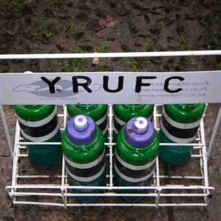 York RUFC AGM - 17th May 2016