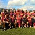 Hampstead RFC III vs. Belsize Park RFC IV