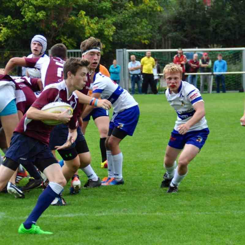 U18 vs Rotweil 20 Sep 2015