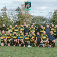 Deeping Dinos vs St Ives 03.11.18