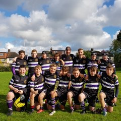 RGP u13 vs Woodford u13
