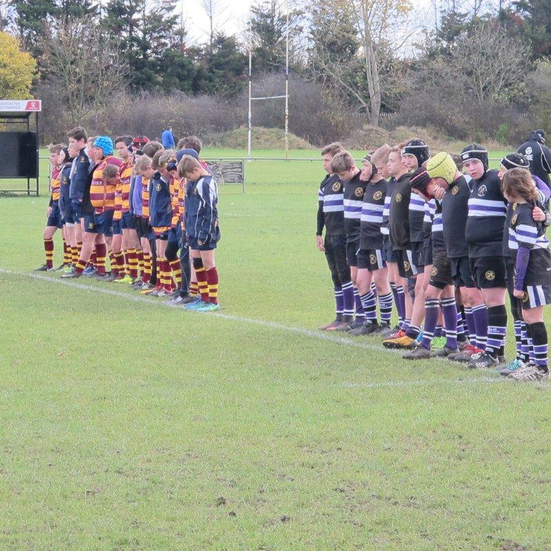 Romford and Gidea park U13 vs Westcliff U13