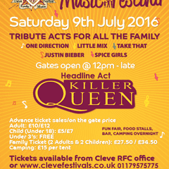 Cleve Family Music Festival