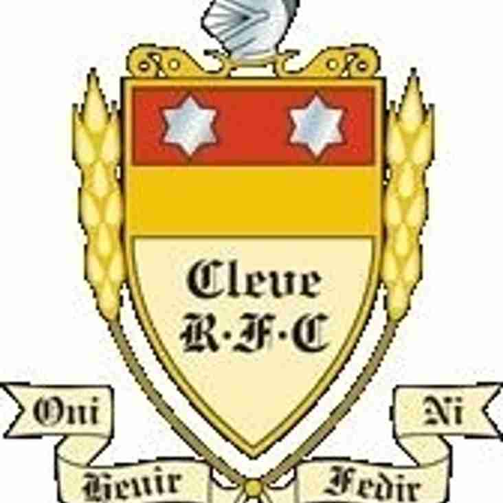 TO ALL CLEVE RFC 2016-17 SPONSORS