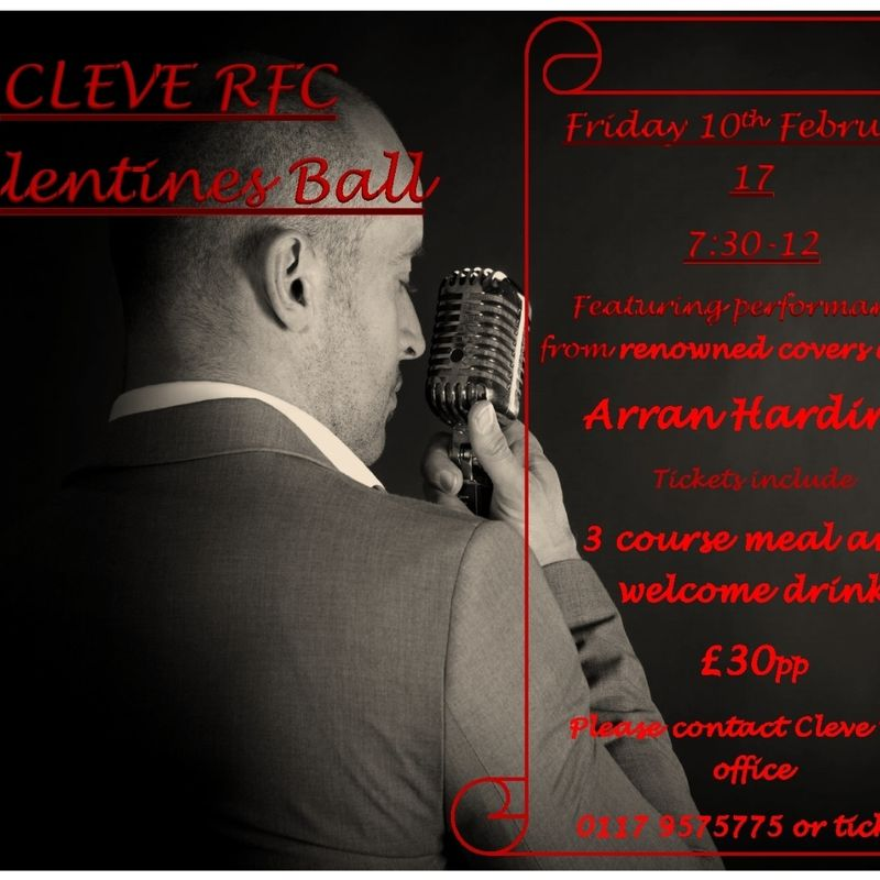 Cleve RFC Valentines Ball