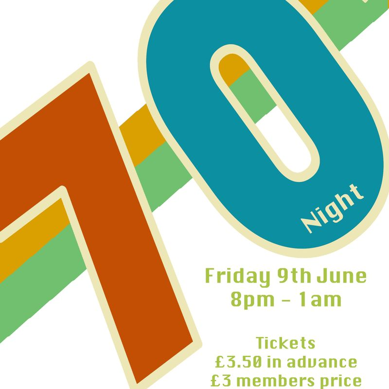 Cleve RFC 70s Night