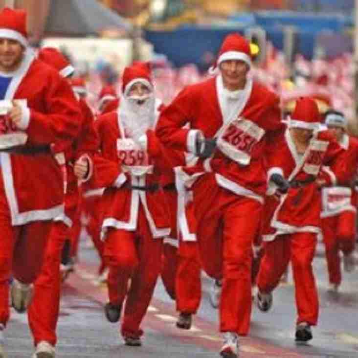 Mold Town Council Santa Dash