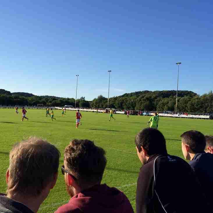 Mold Alex FC v Wrexham FC