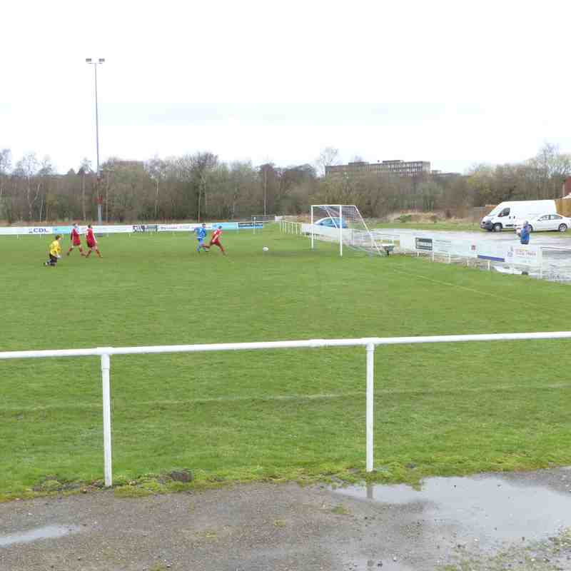 Mold Alex Reserves At Home To Ruthin