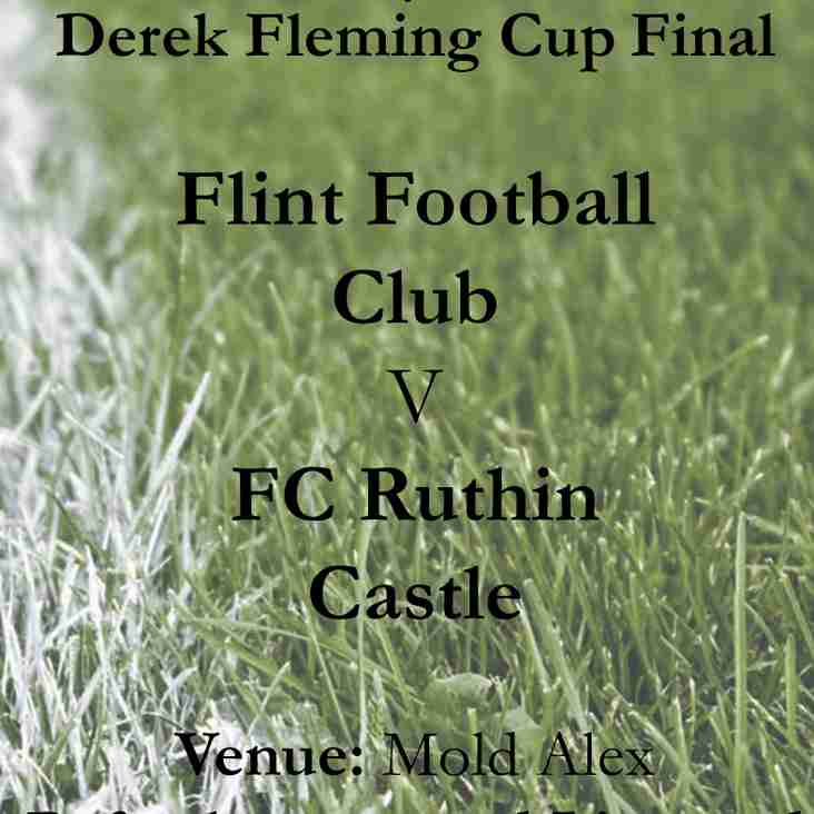 Mold Alex To Host Derek Fleming Cup