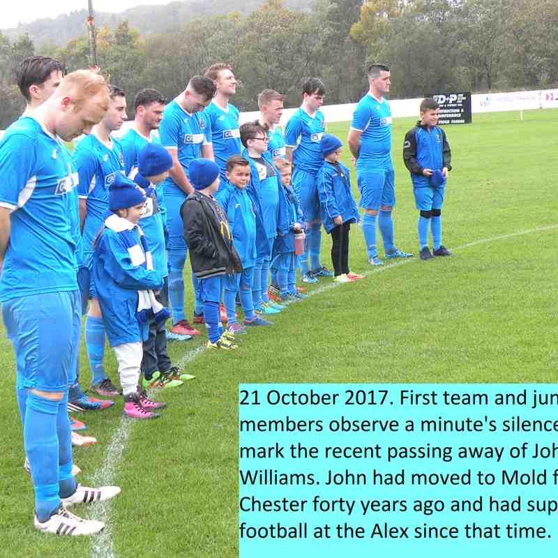 Welsh Trophy Game - Dyffryn Nantlle