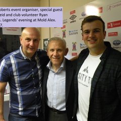 Sportsmans Evening With Peter Reid