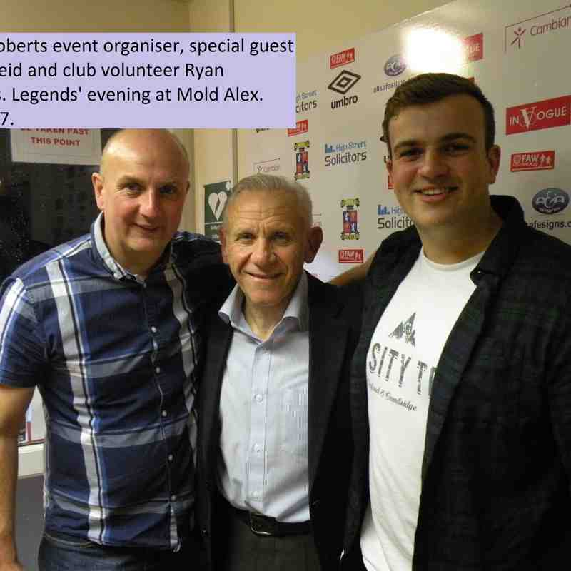 Sportsmans Evening With Peter Reid