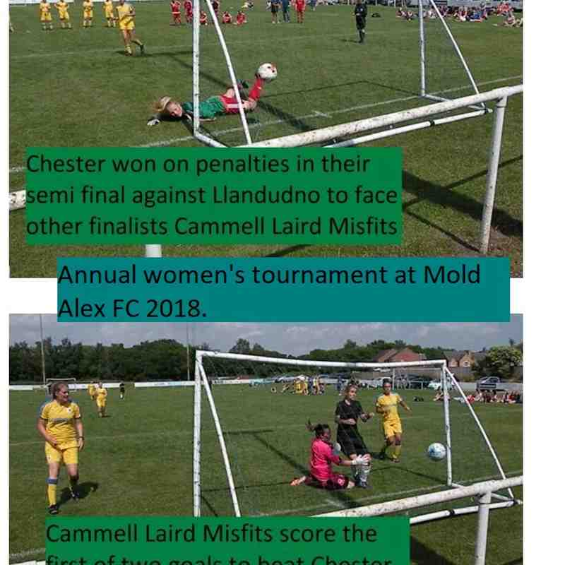 Ladies Tournament 2018