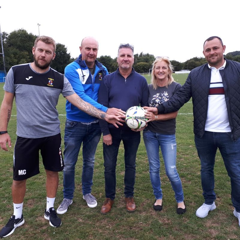 Tribute Football Match Raises Vital Funds For Wrexham Hospice