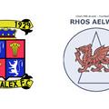 1st Team beat Rhos Aelwyd 2 - 0