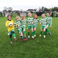 U10 girls great win Vs Dunboyne 7-0