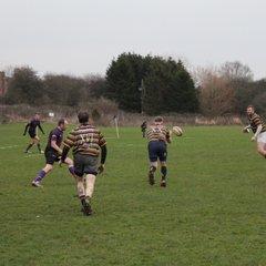 Northampton Outlaws vs. NOSRFC IV 19/1/19 HOME
