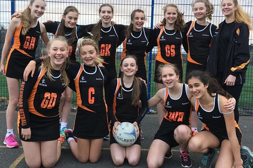 Rushmoor Netball Club vs. WAVELL RESERVE DATE