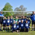 Under 11s Saints lose to Romsey Town Panthers 2 - 0