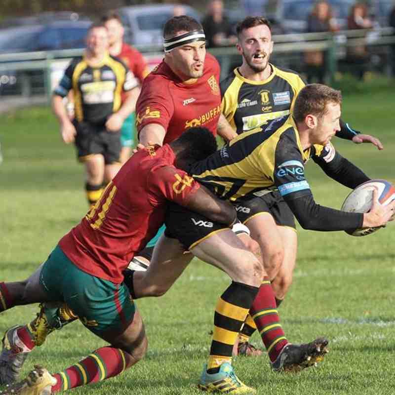 1sts v Heath (L) 3/11/18 - Bev Muir