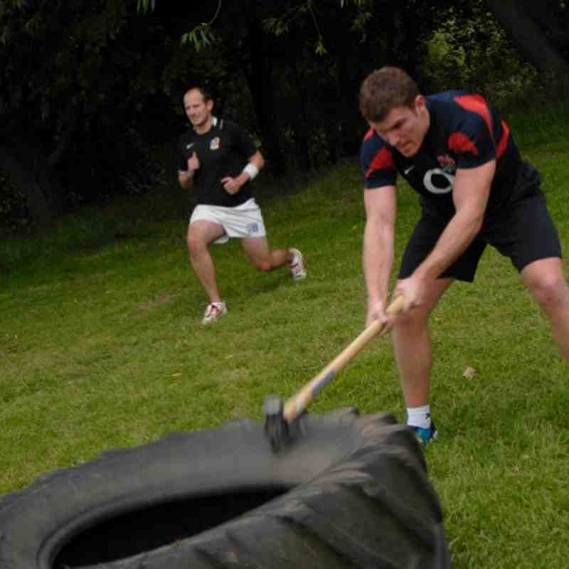 Strongman Training
