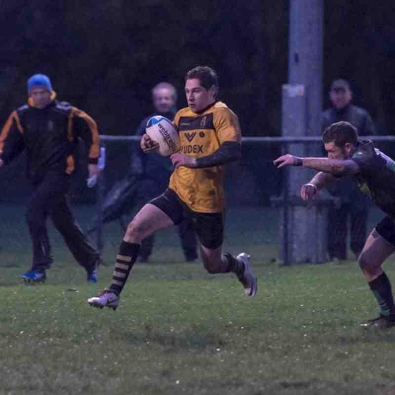 1st XV v Weybridge 14.11.15