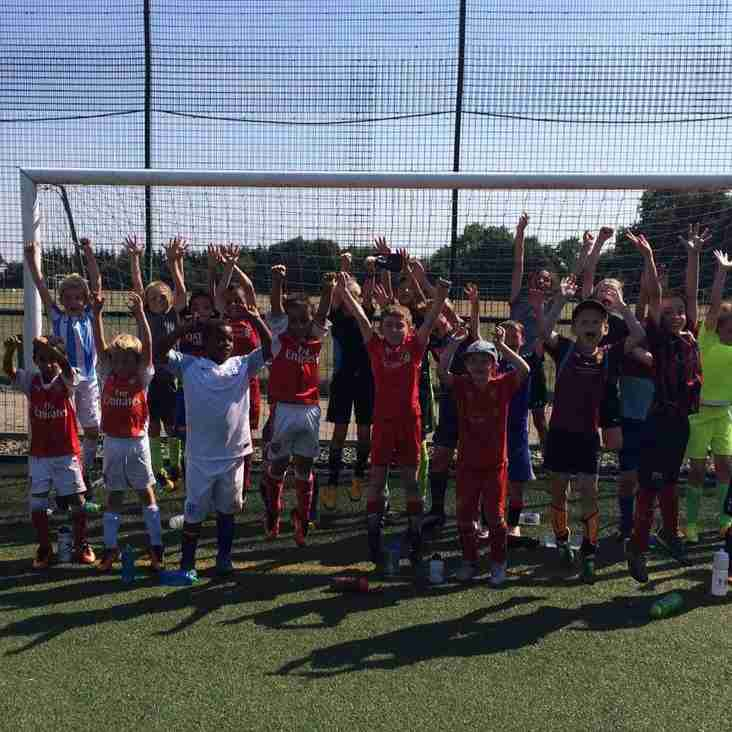 BOOK NOW! Half Term School - Monday 24th October to Wednesday 26th October