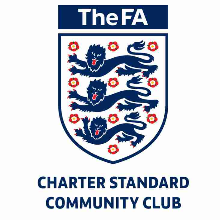 Harvesters  awarded Standard Charter Community Status