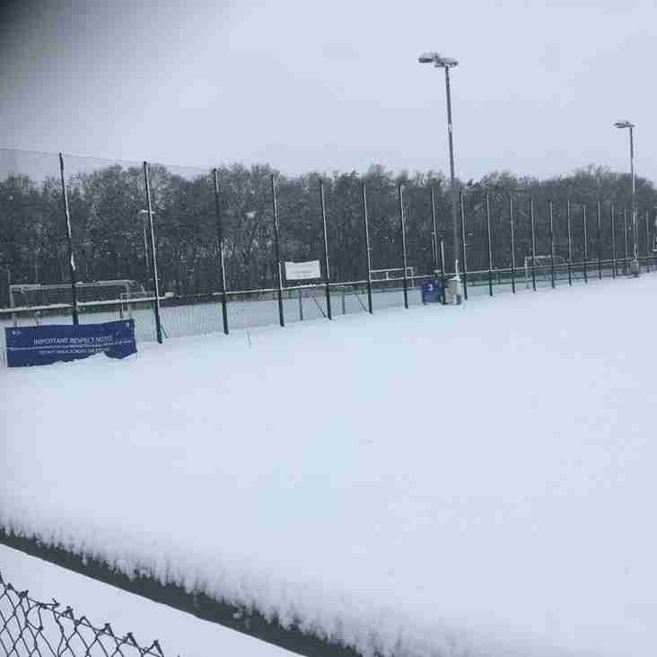 Harvesters FC All Weather Pitch CLOSED