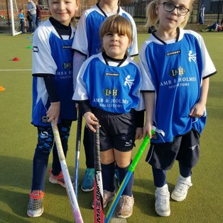 A great effort from the U8's!