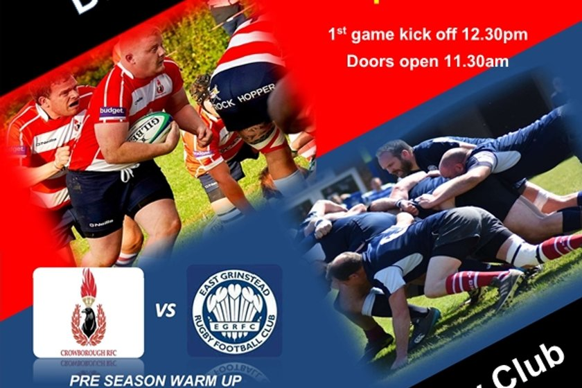 Family Fun - EGRFC Derby Day!