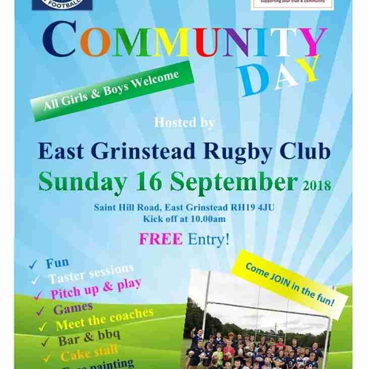 EGRFC NatWest Community Day